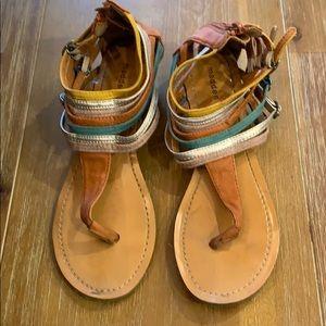 Madden girl sandals 7.5